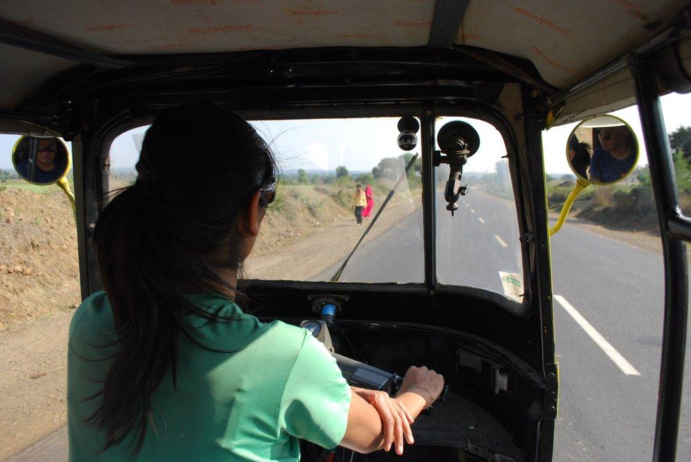 Rickshaw Runaround