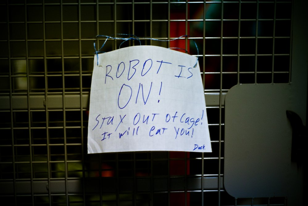 Robot is On