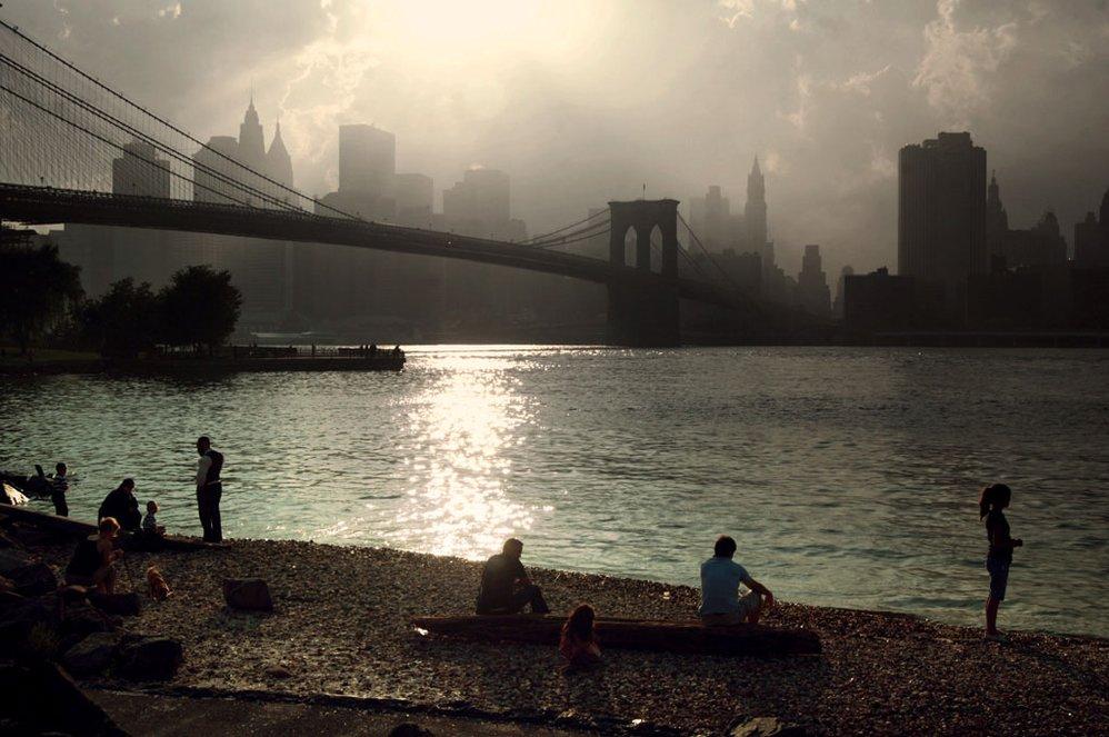 Hazy Manhattan Dreams