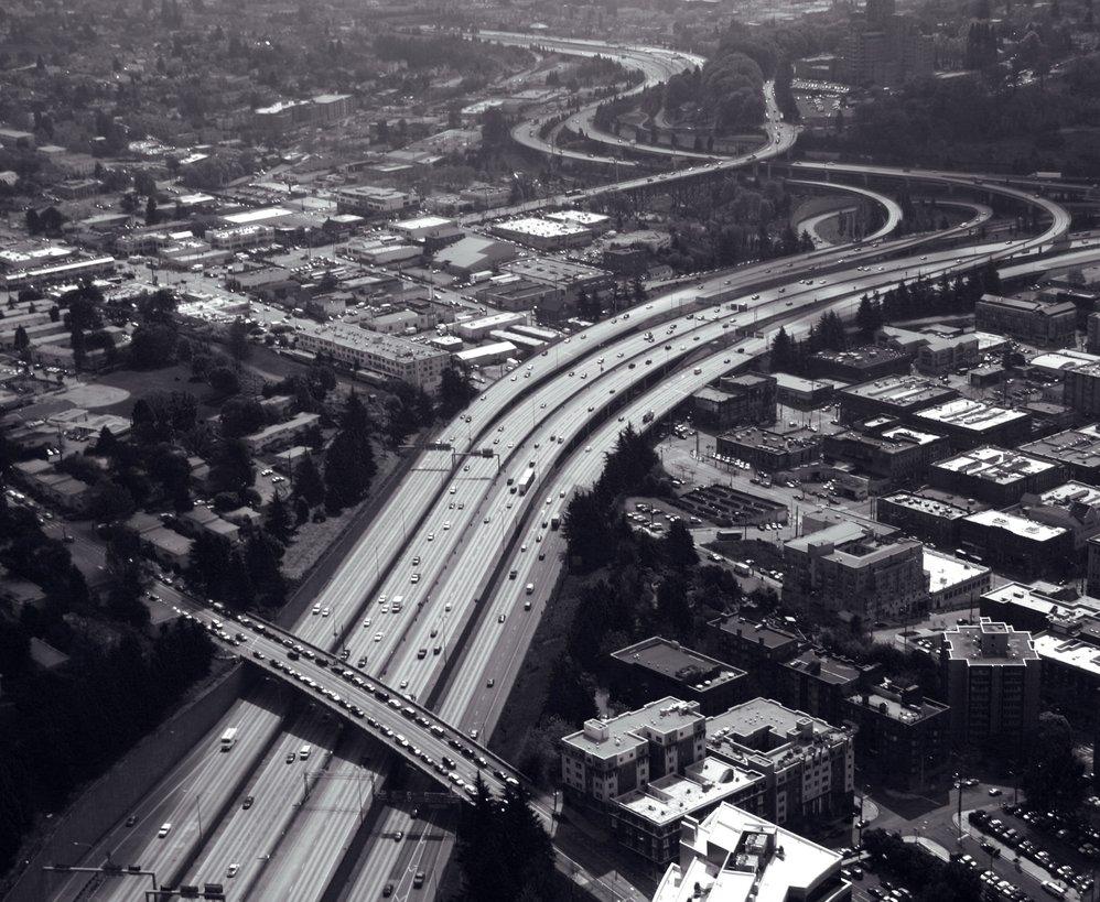I-5, Seattle
