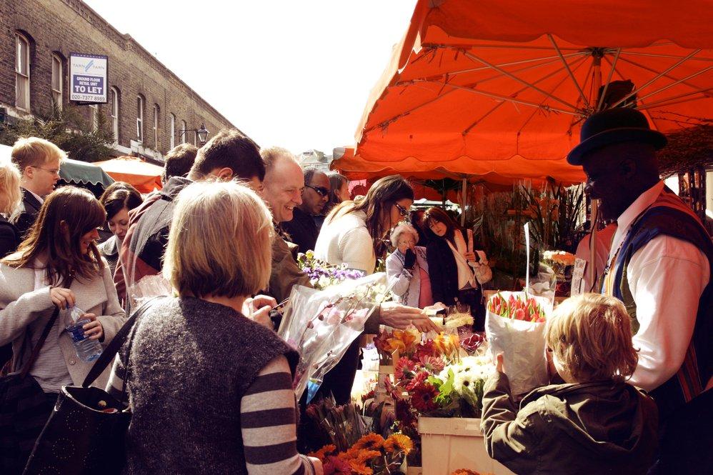 Flower Market Finds