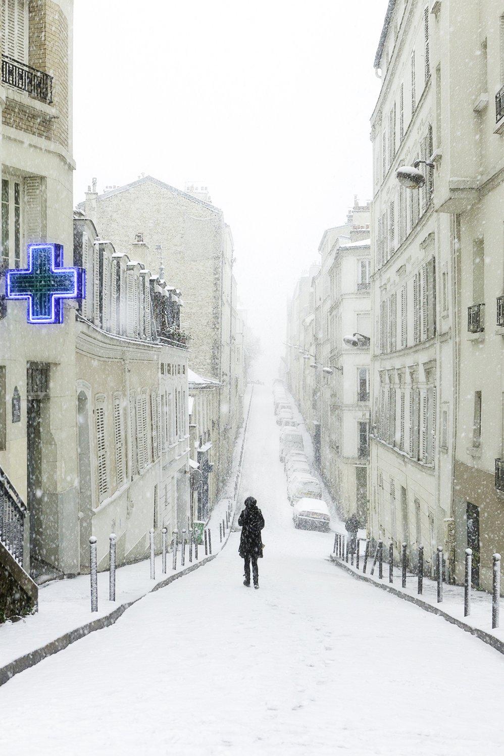 Rue Berthe, Montmartre