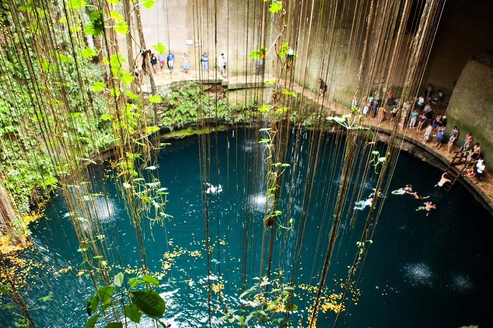 Ik Kil Cenote