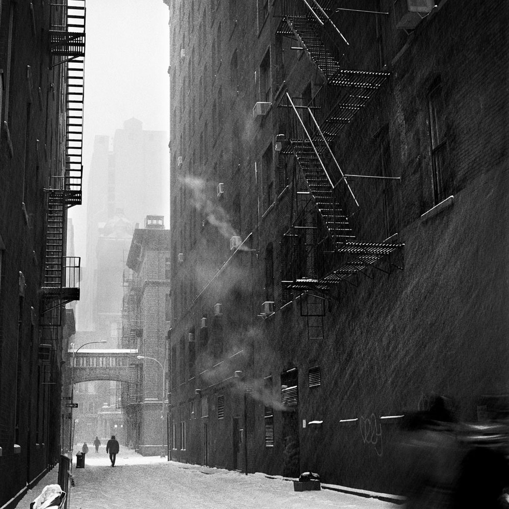 Blizzard In Tribeca