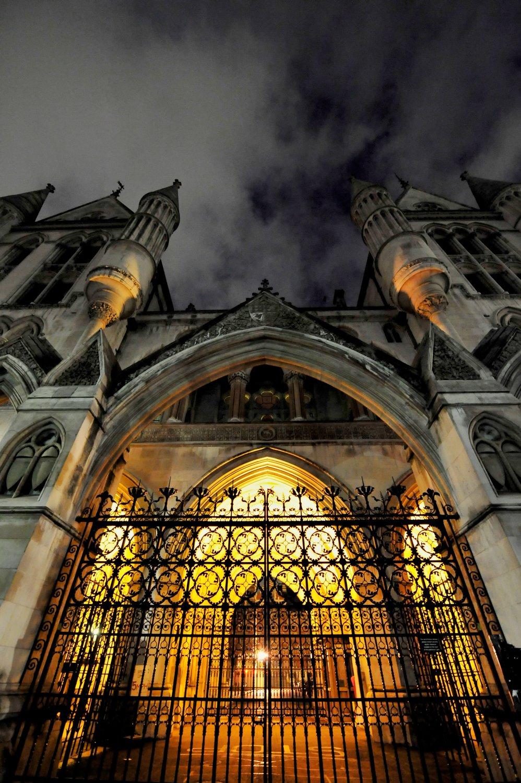 Gothic Justice