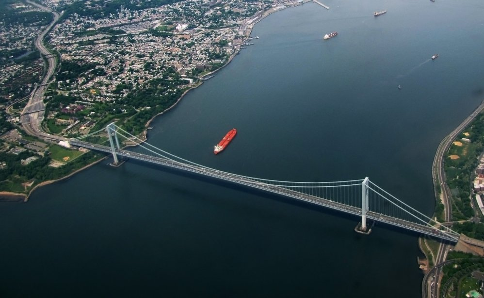 Verrazano-Narrows Bridge, New York